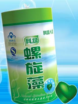 科绿牌螺旋藻