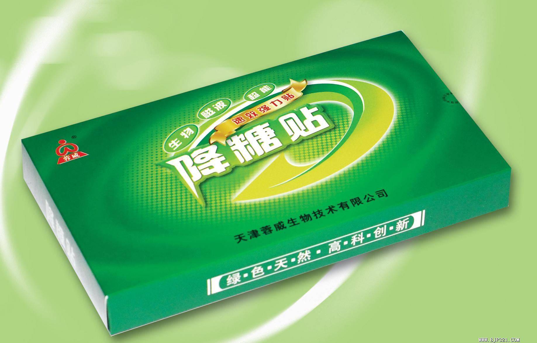 青岛凯瑞特生物科技有限公司 -降糖贴