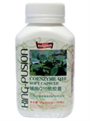 康普欣新系列-辅酶Q10软胶囊