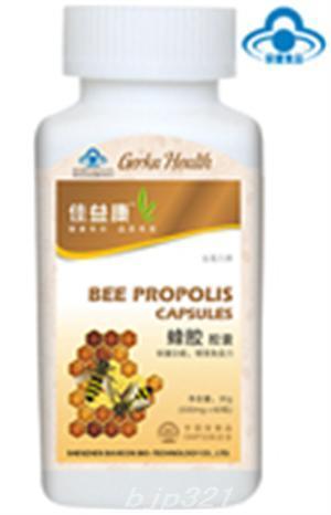 佳益康系列-蜂胶胶囊