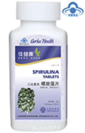 佳益康系列-三达紫光螺旋藻片
