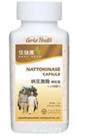 佳益康系列-纳豆激酶软胶囊