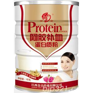 阿胶补血蛋白质粉