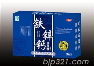 鐵鋅鈣氨基酸營養品