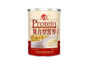 复合营养型蛋白质粉450G