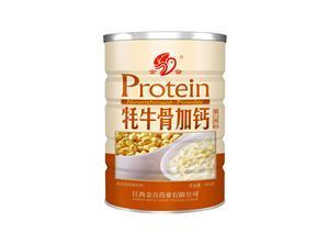 牦牛骨加钙蛋白质粉金音450G