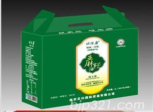 誠信康亞麻籽油(禮盒)