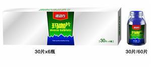 混動力-瑪咖片(30片x6瓶)