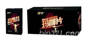 極卡--瑪咖片(12片x12盒)