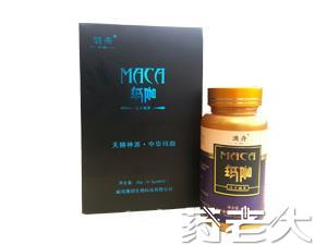 澳舟—玛咖粉片-瓶装(高品质玛卡)