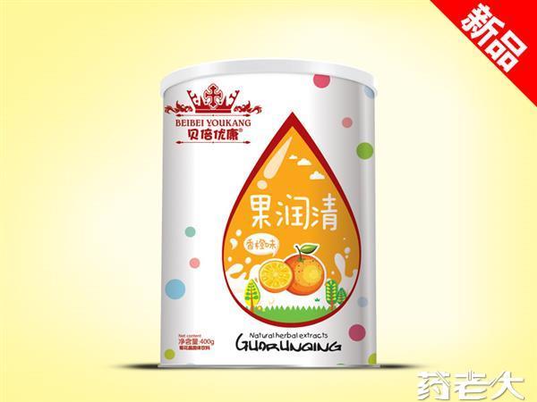 新品水果味听装香橙味现全国招商