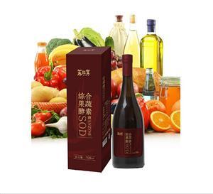 養妍堂-綜合果蔬酵素
