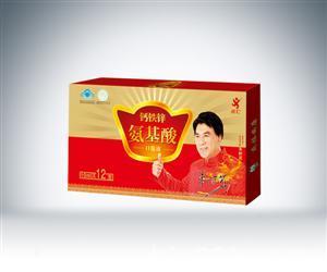 钙铁锌氨基酸口服液(金卡支)10mlx12支