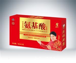 中老年氨基酸口服液(金卡支装)10mlx12支