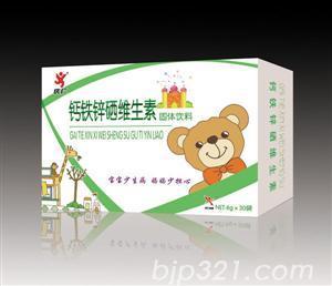 钙铁锌硒维生素固体饮料6gX30袋