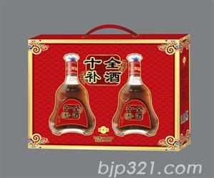 十全大补酒(500mlx2瓶)