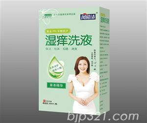 妇炎康260mlx80盒