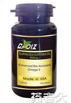 美国磷虾油