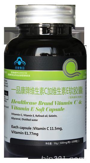 一品康牌钙加维生素D软胶囊——广东长兴生物科技股份有限公司