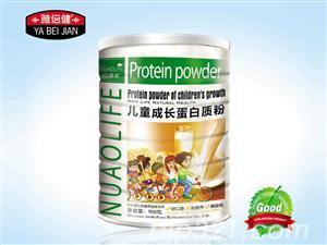 雅倍健儿童成长蛋白质粉
