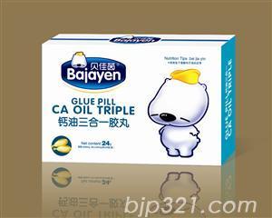 钙油三合一胶丸