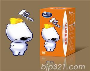DHA营养软糖