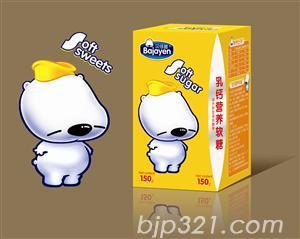 乳钙营养软糖