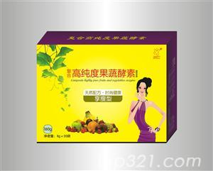 复合高纯度果蔬酵素固体饮料