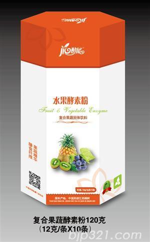 水果酵素粉复合果蔬固体饮料120g(12克/条*10条)