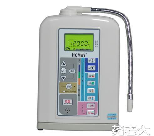 加热电解水机628JY 富氢生成器 酸碱调节器