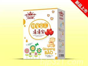 貝倍優康清清寶盒裝——蜂蜜菊花