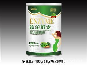 蔬菜酵素粉(听装)