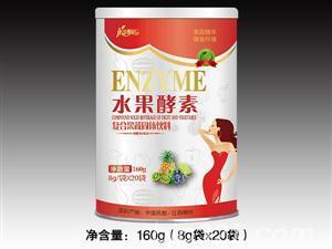 水果酵素粉(听装)