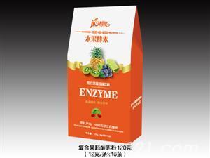 水果酵素粉(屋顶)