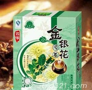 金银花凉茶