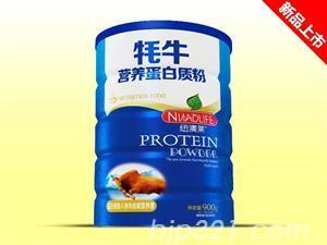 紐澳萊蛋白質粉-鐵聽-牦牛