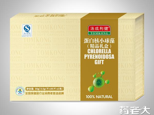 蛋白核小球藻-压片糖果
