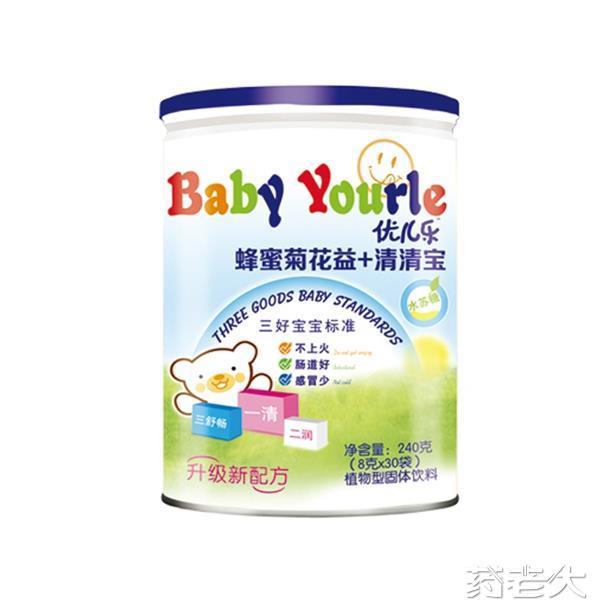 蜂蜜菊花益+清清宝 婴儿产品 婴童产品