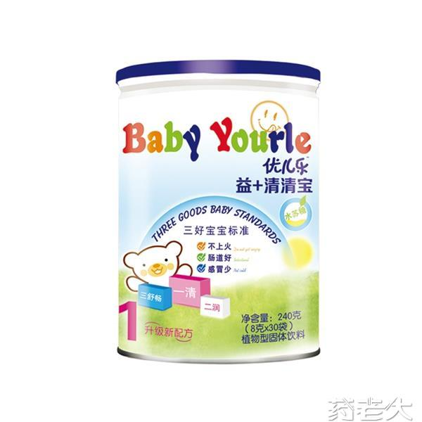 益+清清宝 婴儿产品 婴童产品