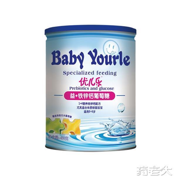 益+铁锌钙葡萄糖 婴儿产品 婴童产品
